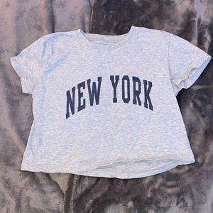 Brandy Melville New York tee